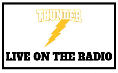 Thunder on radio