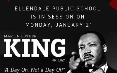 School Is IN Session Jan 21