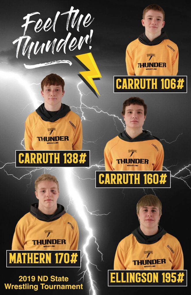 Thunder Wrestlers