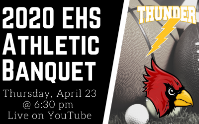 EHS Athletic Banquet Online Tonight!